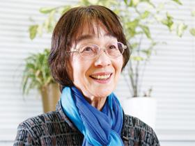 助産師・家族支援士 渡邉ケイ子さん(75歳)