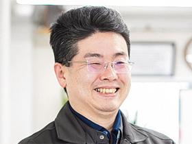 向洋電機土木 CHO・広報部 部長 横澤 昌典さん(46歳)