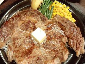 ワタシノスキ!「柔らかいステーキを 自分好みの味付けで」