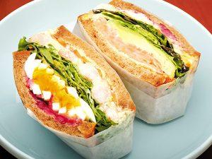 大好き!サンドイッチ