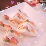 桜と柑橘のハーブティー《千疋屋総本店》