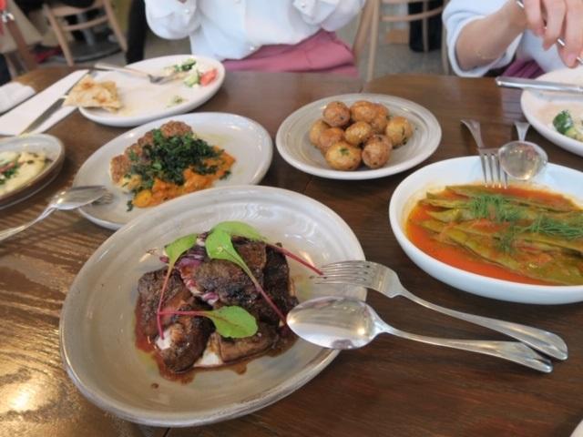 開放的な空間で美味しいギリシャ料理に大満足★ベビ連れもOKなレストラン