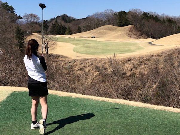 タウンユースもOKなゴルフウェア
