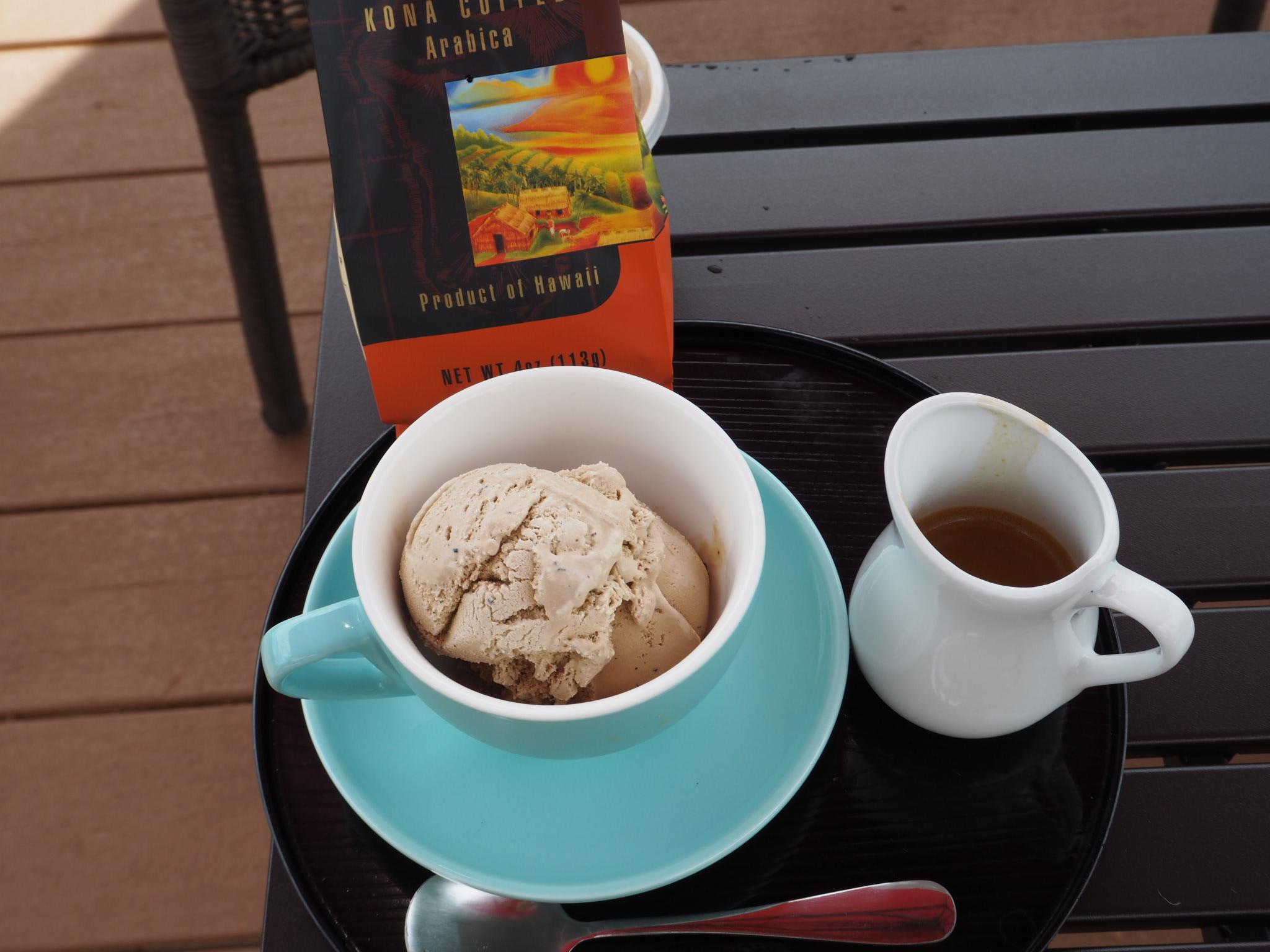 ハワイ島行ったらココ!パート①香り豊かなコナコーヒーを味わう♪