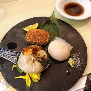 独創的で美味しい本格中華料理をいただく「酒中花 空心」