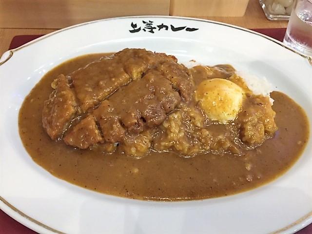 横浜ポルタ「上等カレー」でがっつり男めしを堪能♪♪
