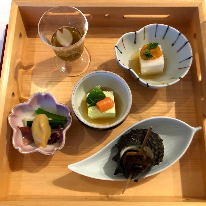 隅田川を眺めながら「浅草むぎとろ別館」でお祝いディナー