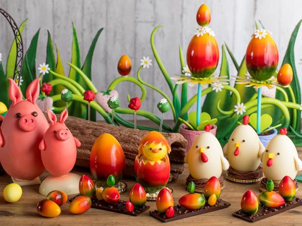 春の訪れを告げるイースターを祝う、有名ホテルのスイーツをチェック!