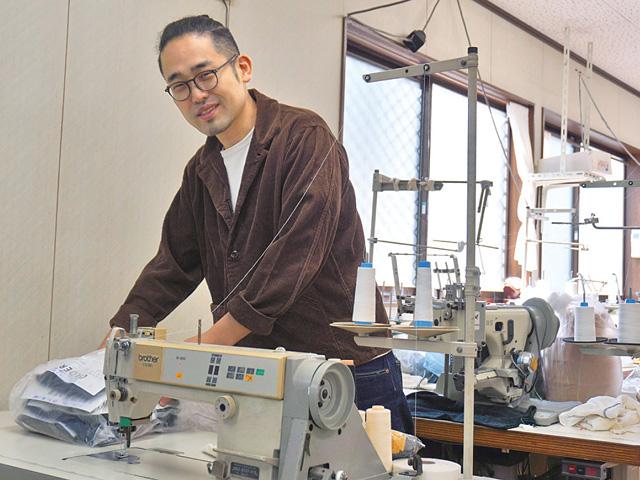 """""""繊維の街・大阪""""の技が詰まったTシャツ「EIJI(エイジ)」"""