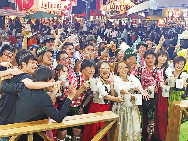 【大阪】長居・長居公園「オオサカオクトーバーフェスト2019」