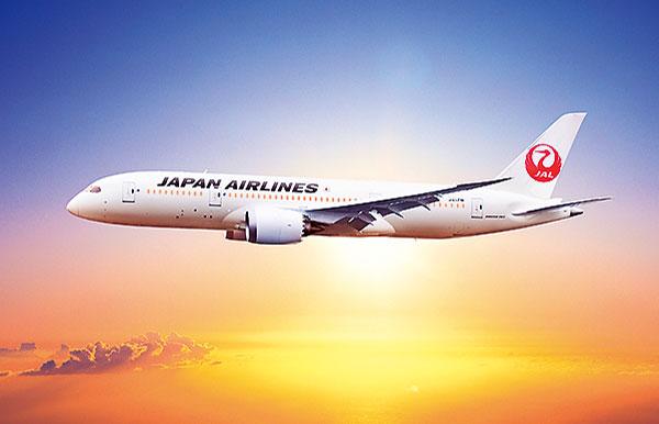 JAL飛行機