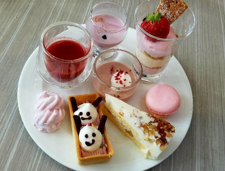 ★見てても可愛い食べても美味しい♪ デザートビュッフェ~ヒルトン東京ベイ~★