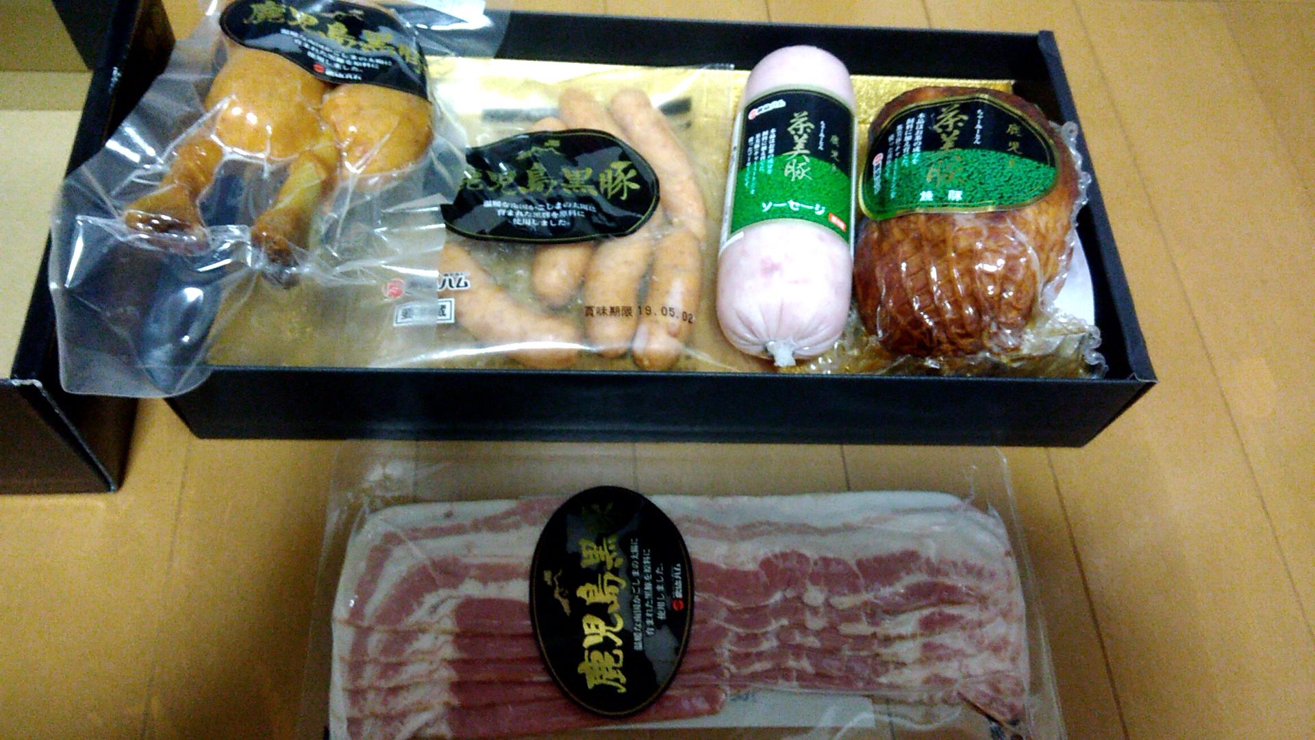 【ふるさと納税】南九州まんぞく定期便4回目は加工品肉セット♪