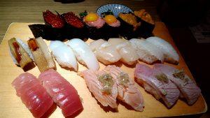 時間無制限で高級寿司食べ放題!横浜駅直結「すし玉」混雑レポ
