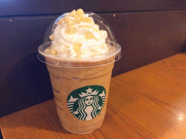 【スタバ】茶葉が濃厚なのに爽やか☆ロイヤルミルクティーフラペチーノ