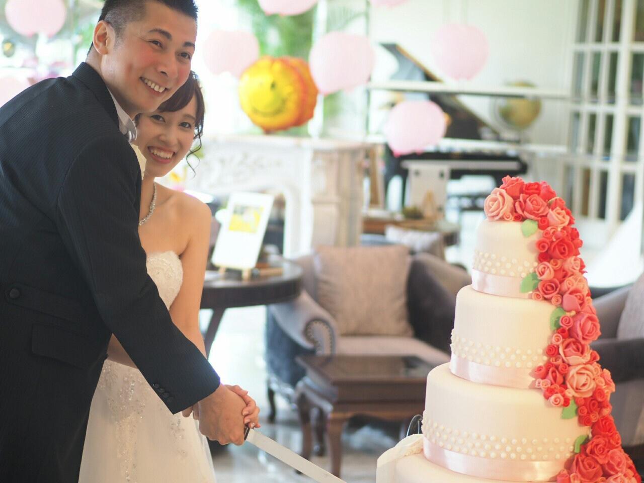 ●マタ婚体験レポ●結婚式を挙げました♡