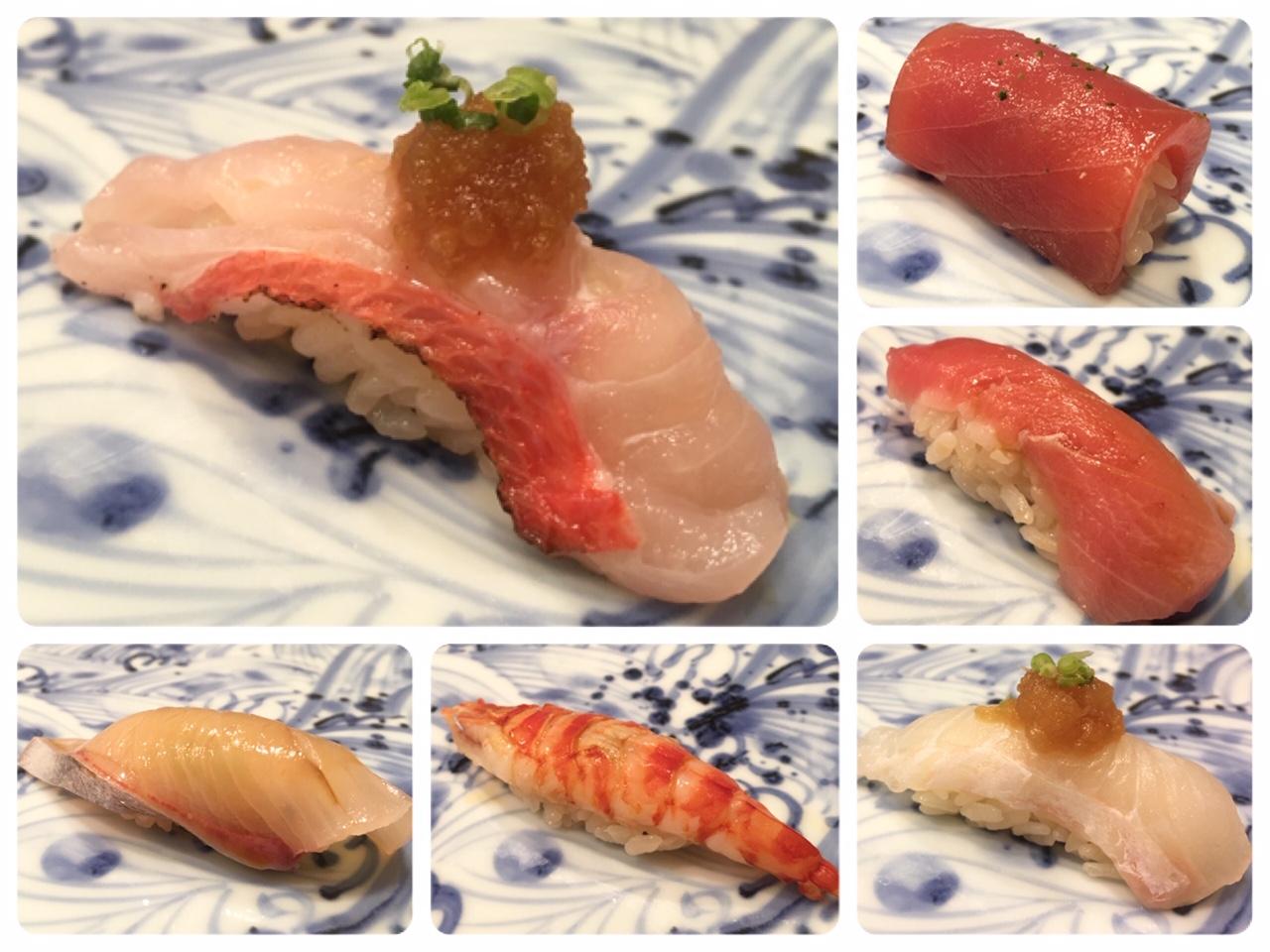 【福島 鮨処敏】カウンター寿司で母の日
