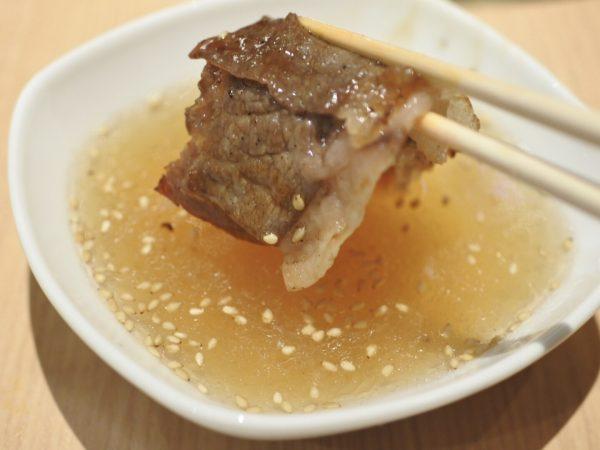 お出汁で食べる京都焼肉・天壇!京都の人が本当に行く、名店の焼肉屋さん!