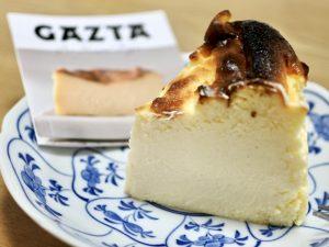 東京白金の有名・人気店!バスクチーズケーキ専門店ガスタの取り寄せケーキ