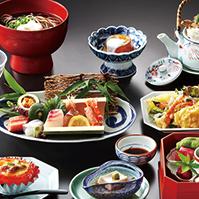 【051】洗練された料理の数々 「柚子庵」特別食事会6/25(火)