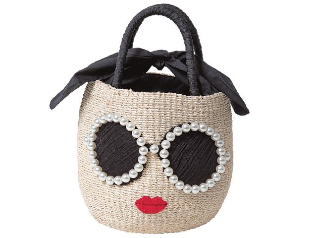 軽やか素材やカラーで選ぶ夏バッグ