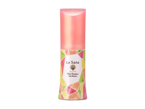 ラサーナ「海藻 ヘア エッセンス ヒートメモリー ピンクグレープフルーツの香り」を3人に