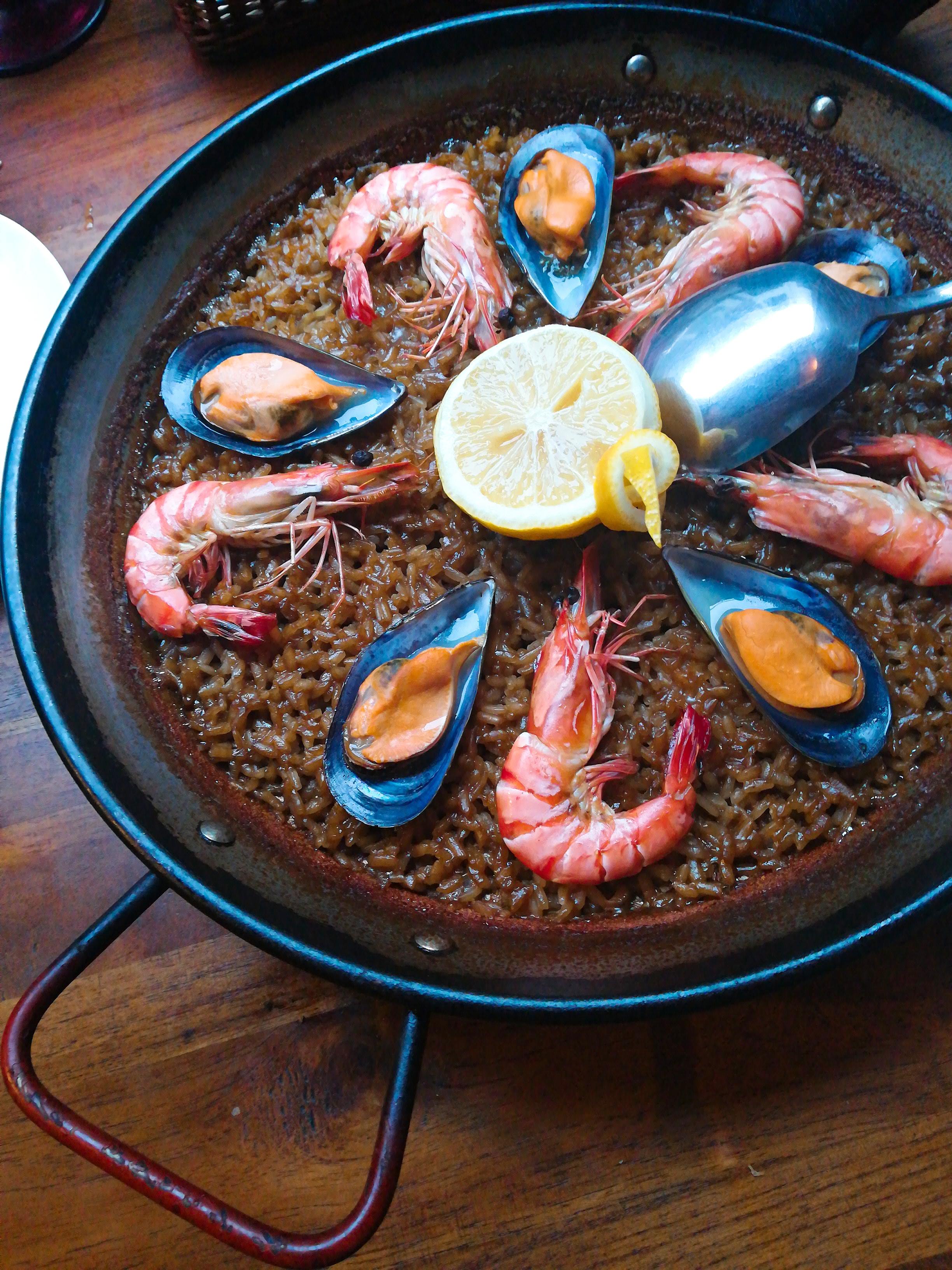 中目黒でスペイン料理なら