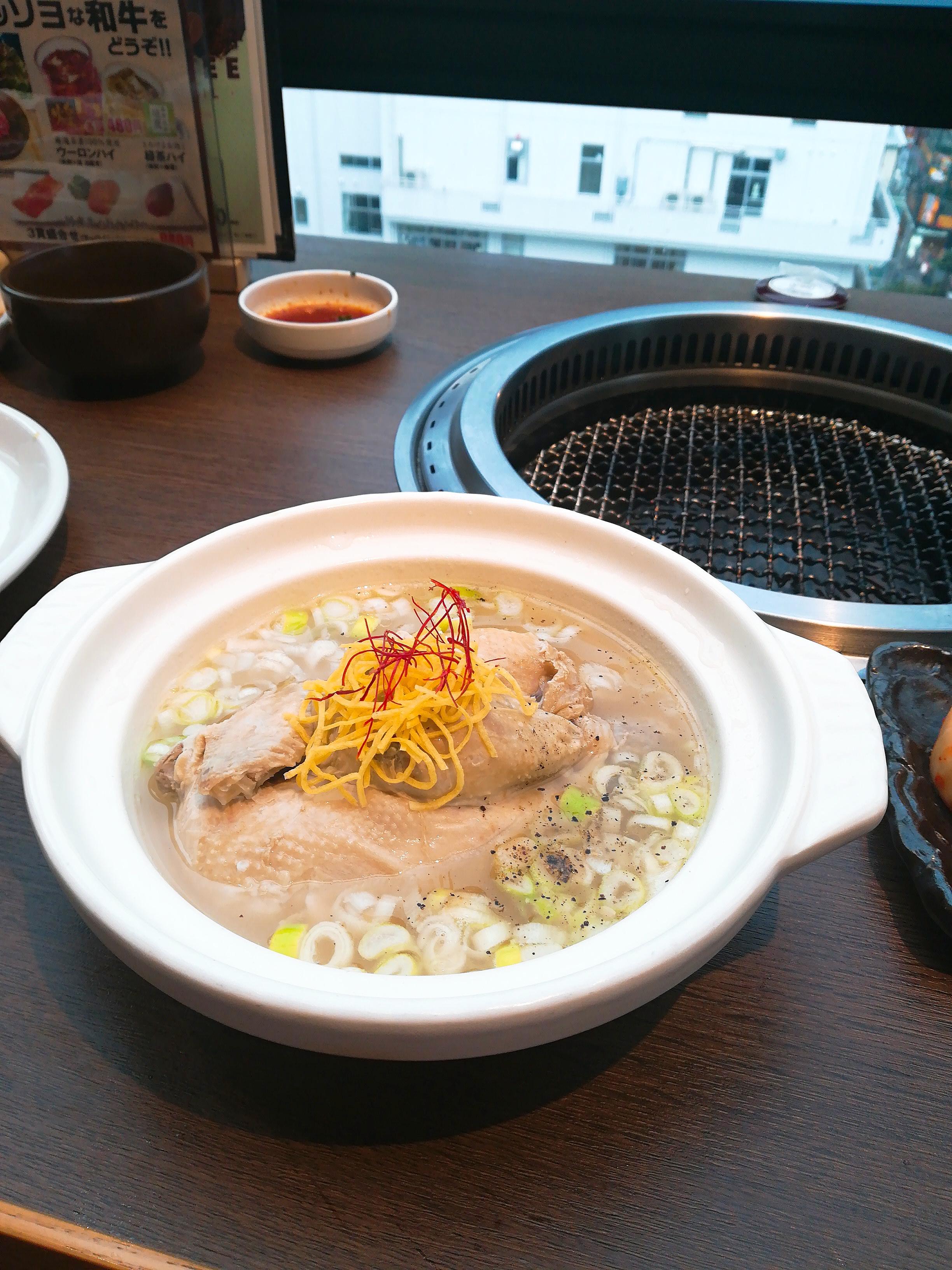 韓国政府認定!韓国料理《ハヌリ新橋》