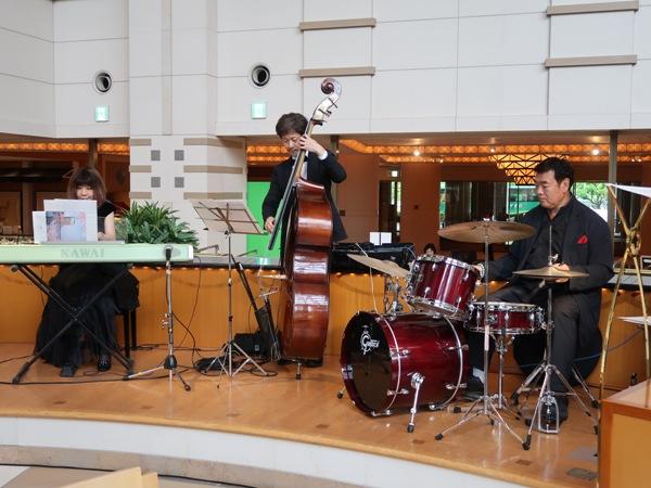 【編集部ブログ〈大阪〉】帝国ホテルFriday Jazz Night