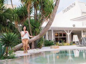 今月の非日常「白い砂浜のビーチが出現!? 常夏の西海岸へトリップTeafanny(ティファニー)」