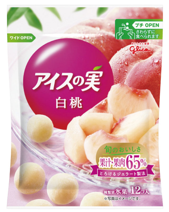 アイスの実<白桃>