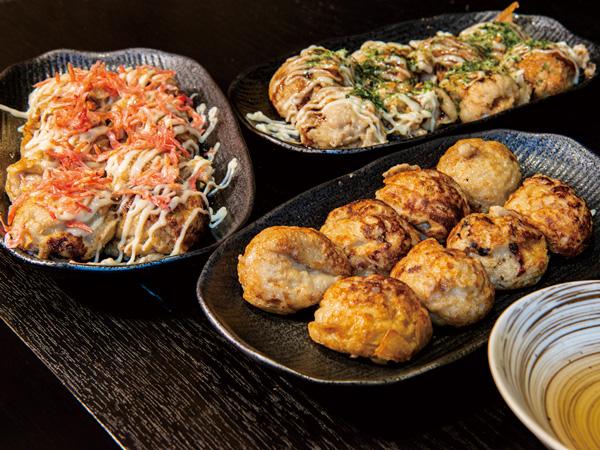 """""""ふわとろ""""食感が絶妙。本場・大阪の味が楽しめる絶品たこ焼き たこ焼きバル 銀平"""
