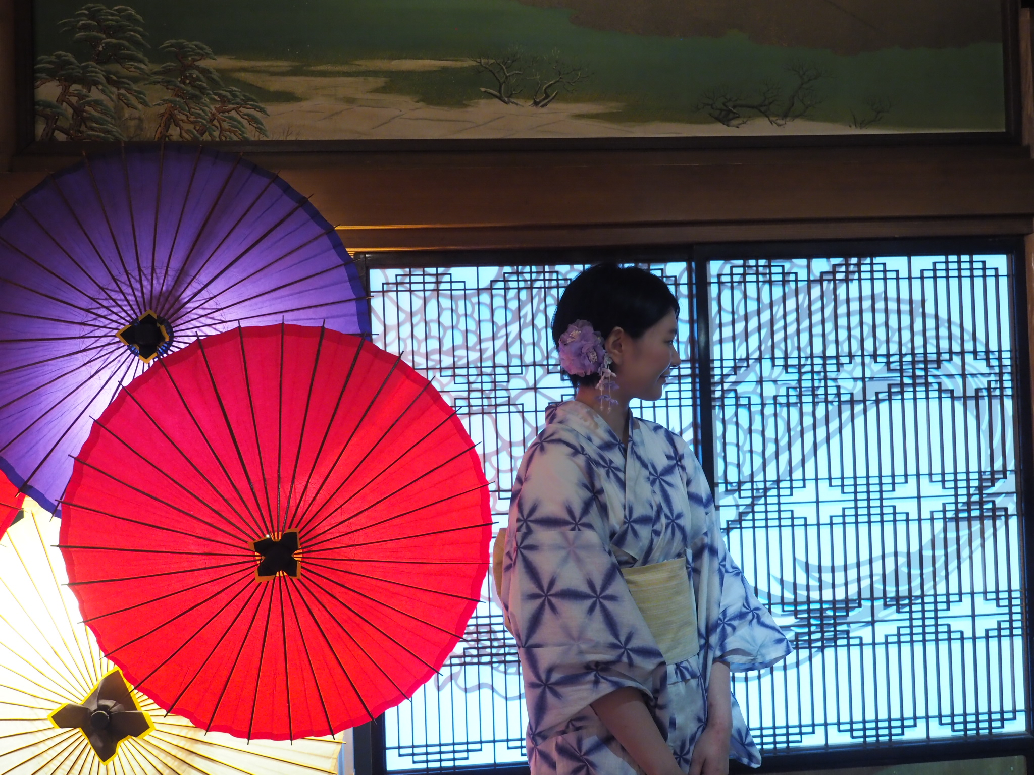 日本の美を楽しむ!目黒雅叙園の「和のあかり」今年も行ってきました!
