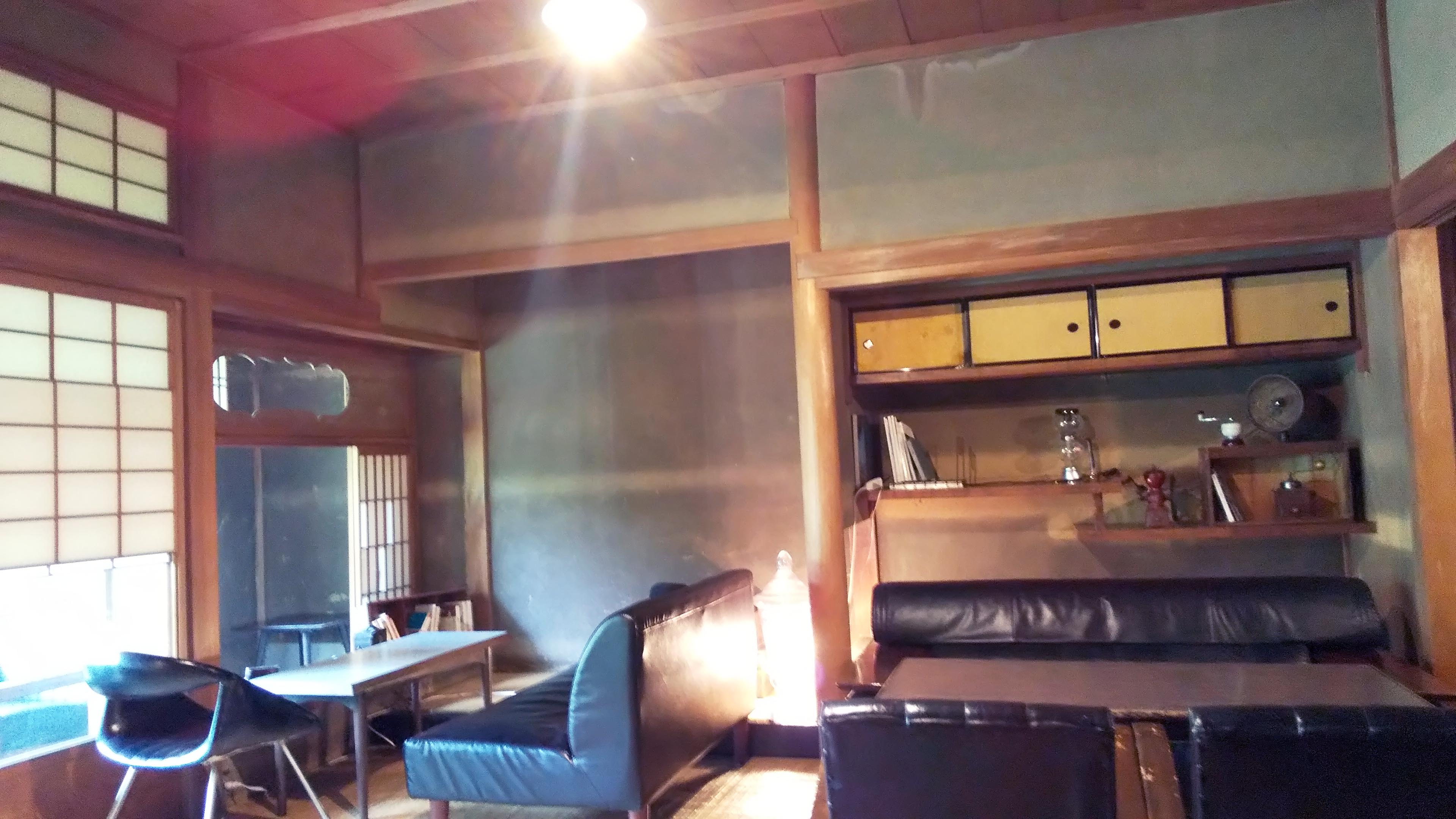 発見!森の中の古民家カフェ in 三田