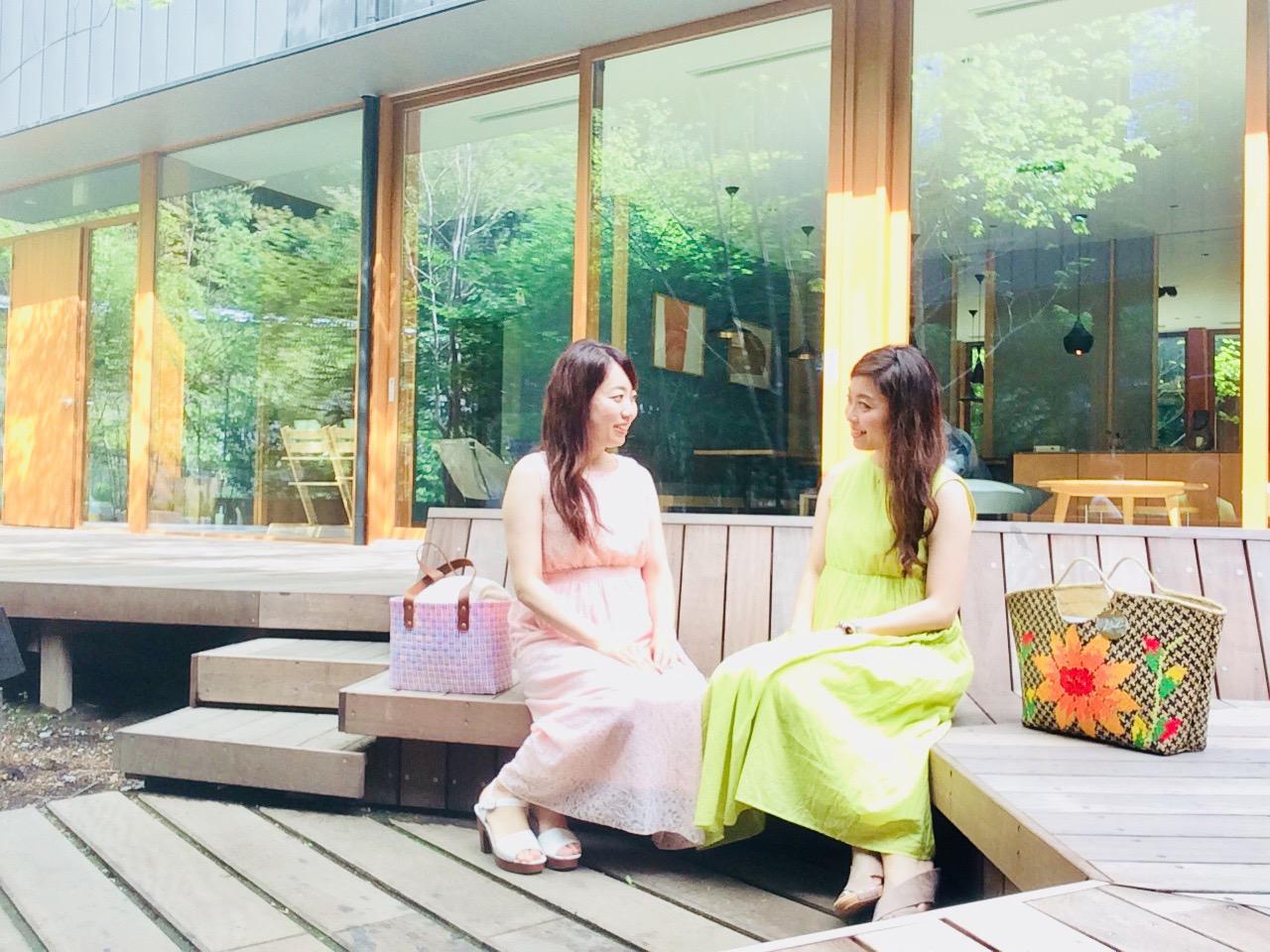 この夏は軽井沢の星野リゾートで、お友だちとまったり過ごしてみない?お得な情報も♡