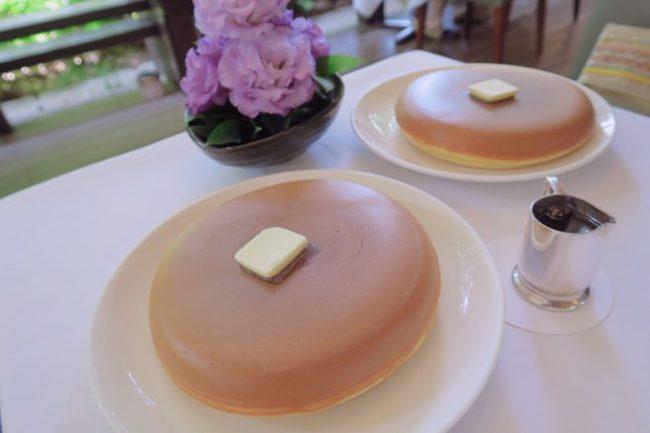 【青山】もはや芸術!つやつや美しい絶品パンケーキ♪