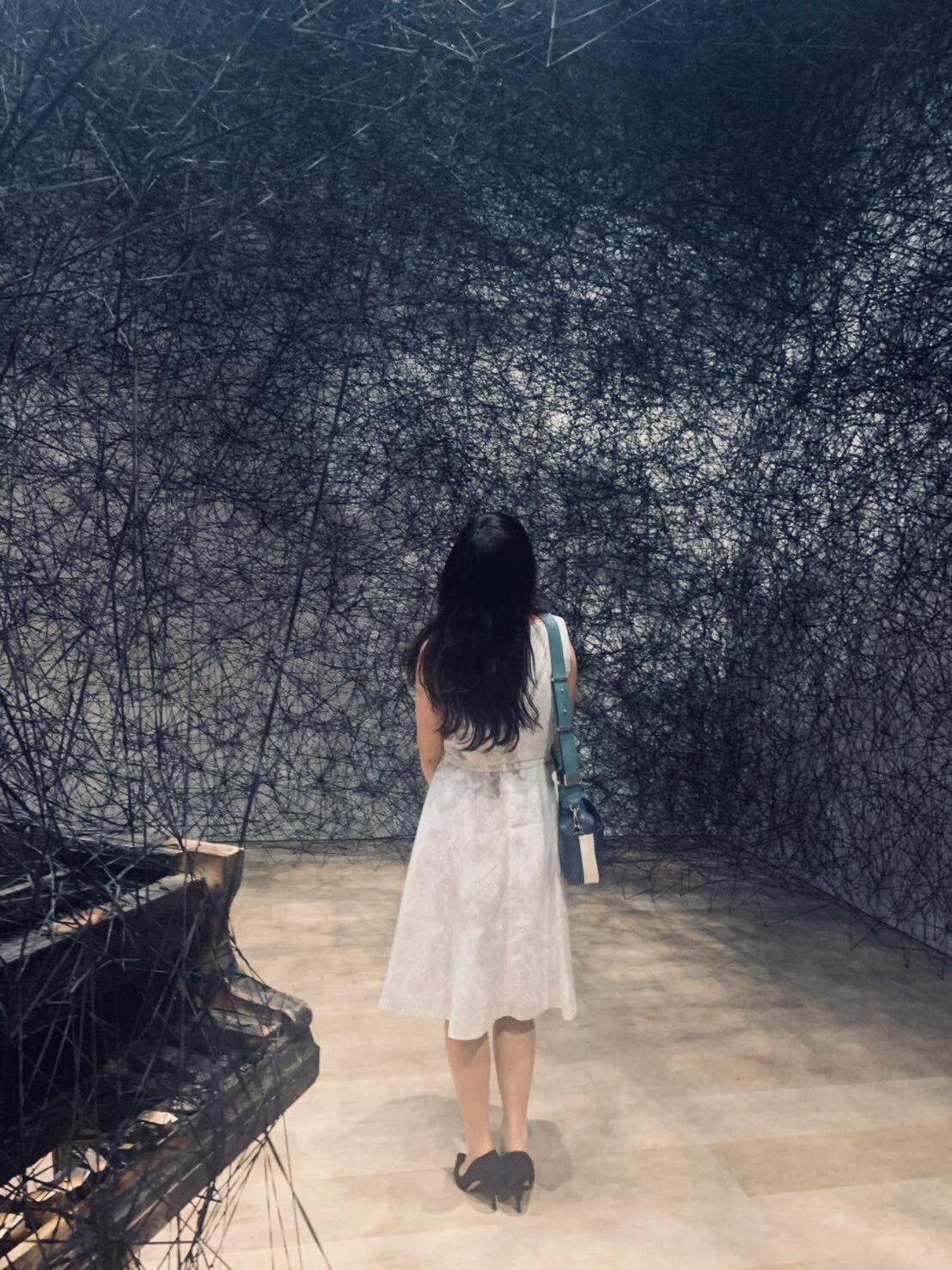 【映えスポット】魂がふるえる【美術館】