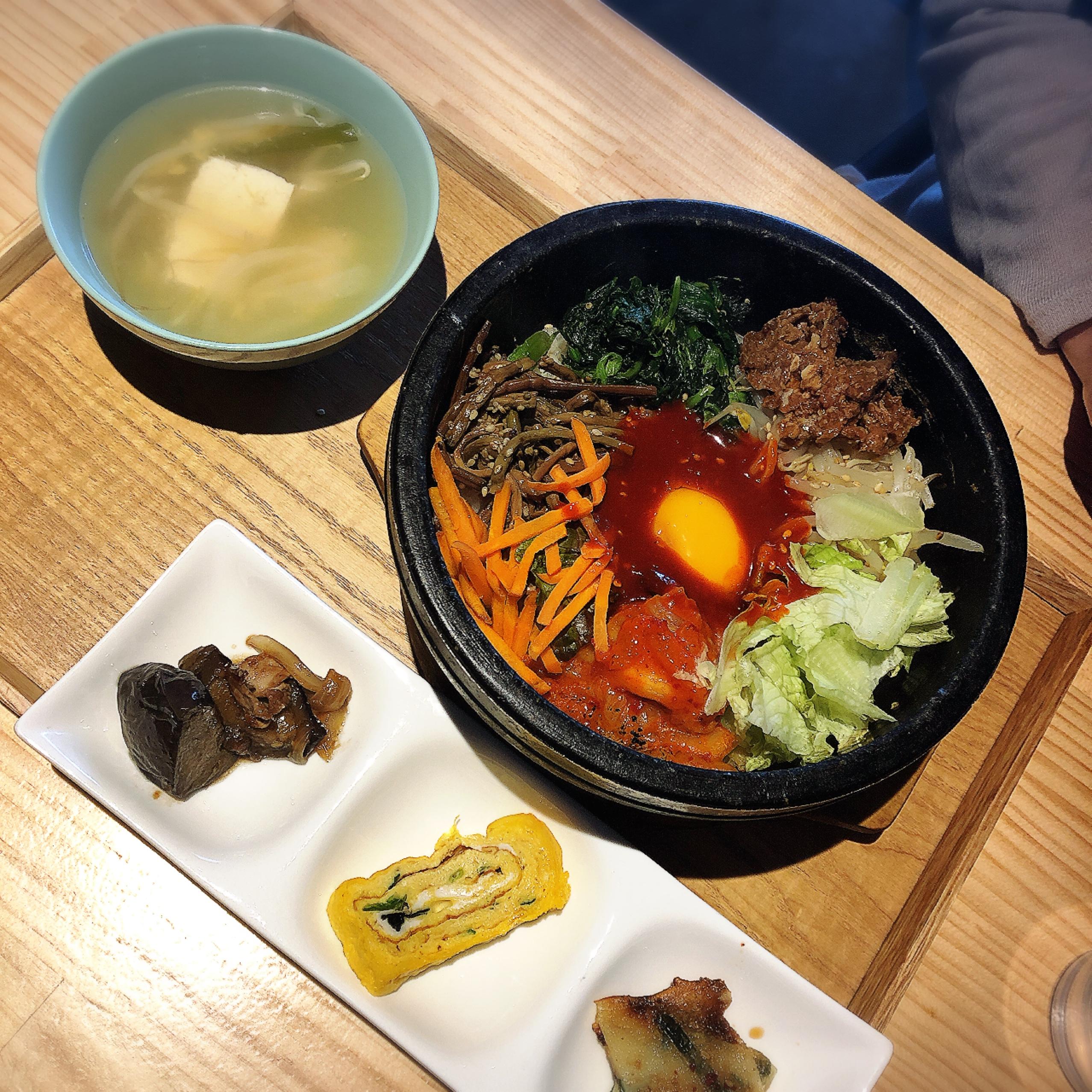 韓国人店主の本格韓国料理がいただける「韓国料理CHOI(チェ)」