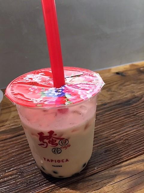 【タピ活】横浜ポルタにタピオカミルクティーが飲める「騒豆花」オープン♪