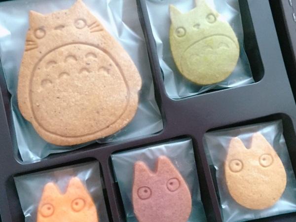 食べられない?うまかわなトトロのクッキー