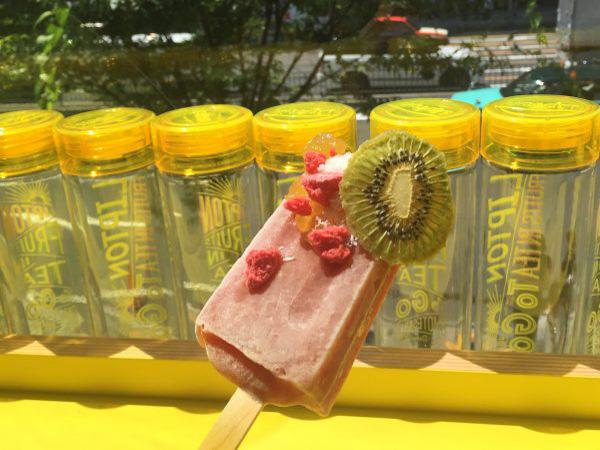 「Fruits in TEA」がアイスになった!? 今すぐ食べたいアイスキャンディー3選