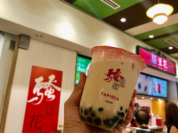 台湾から上陸の人気タピオカ店を、横浜駅東口でハシゴしてみた