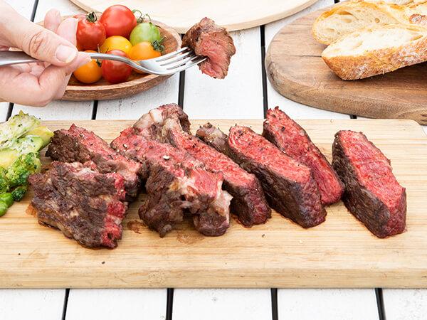 【プレゼント付き】おいしく焼こう! ステーキ検定