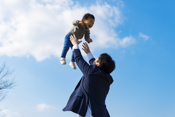 「パパ、いや〜!」と子どもに泣かれないためには? 「好かれパパ」になる3つの方法