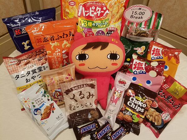 全15種! オフィスで食べたいお菓子が勢ぞろい【編集部ブログ<TOKYO>】
