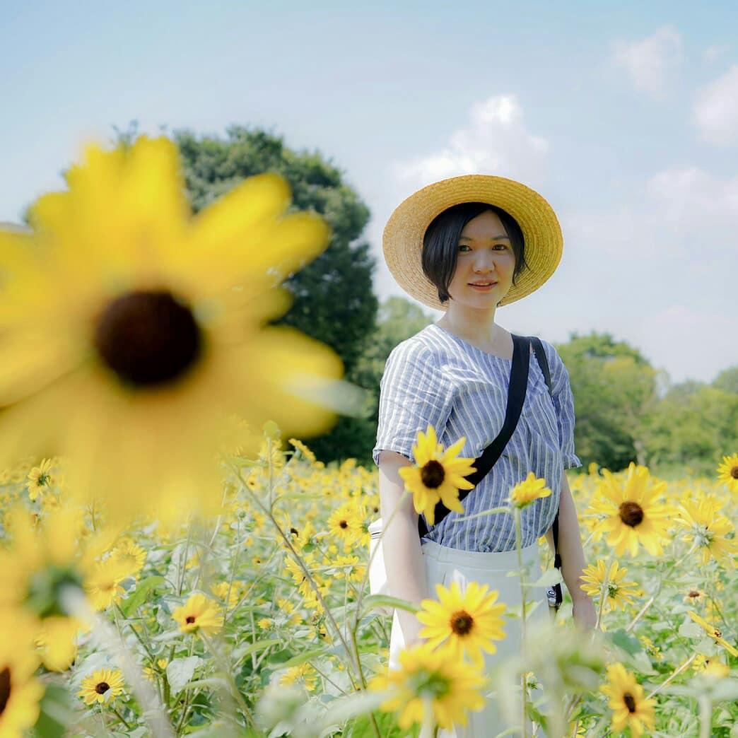 【立川】国営昭和記念公園のひまわり畑で夏を感じよう!