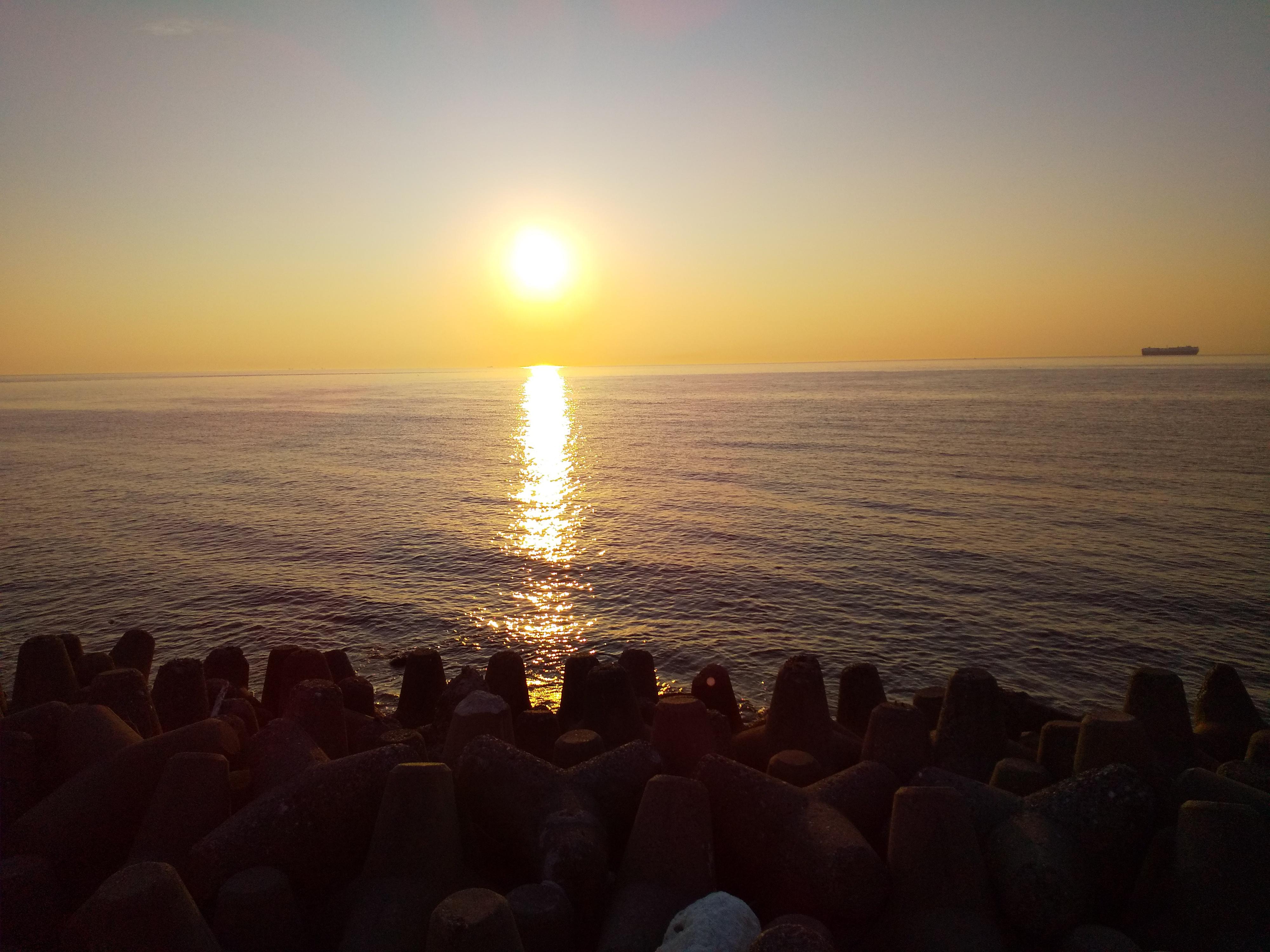 まるで海外!?夕陽が沈むロケーションも絶景!淡路島の魅力✨