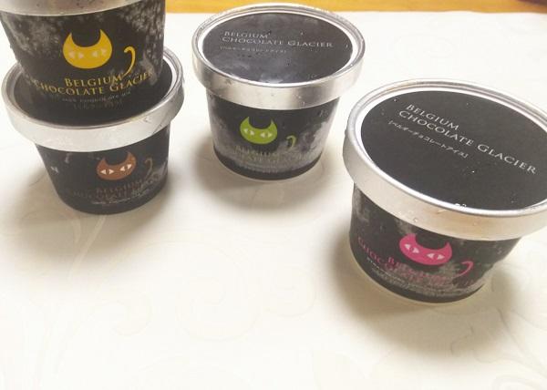 【お取り寄せ】ベルギーチョコレート職人が手掛ける濃厚アイスが美味しい☆