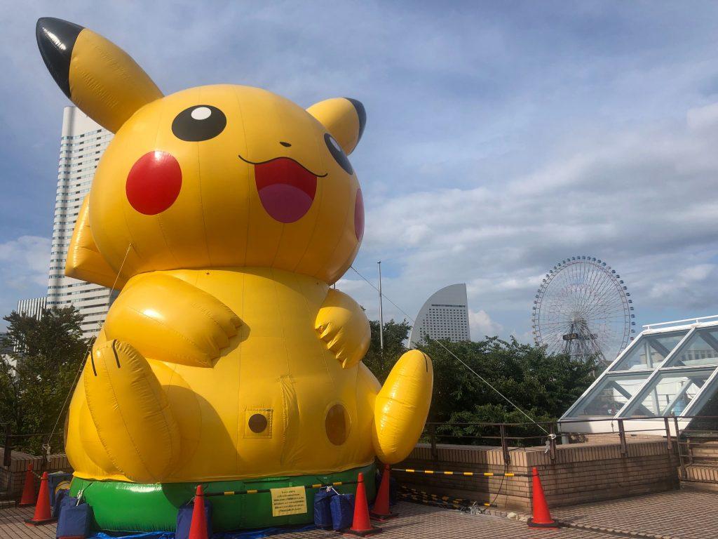 横浜 ポケモンgo 聖地