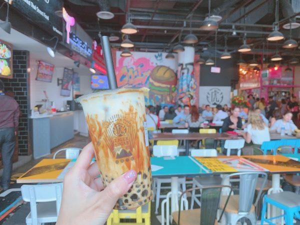 【海外でタピ活】9月東京上陸予定!タイガーシュガーを先取り♡